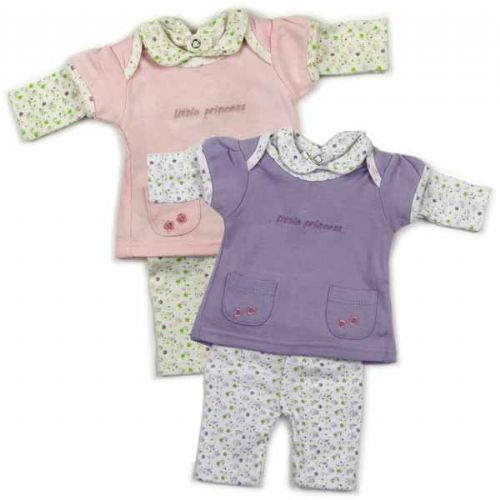 CUTE LITTLE PRINCESS 3 PIECE SET